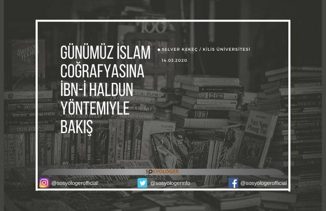 ibni haldun islam düşüncesi 1