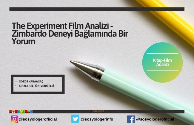 the experiment film analizi