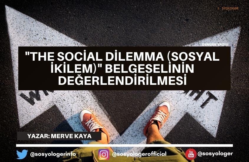 the social dilemma analizi