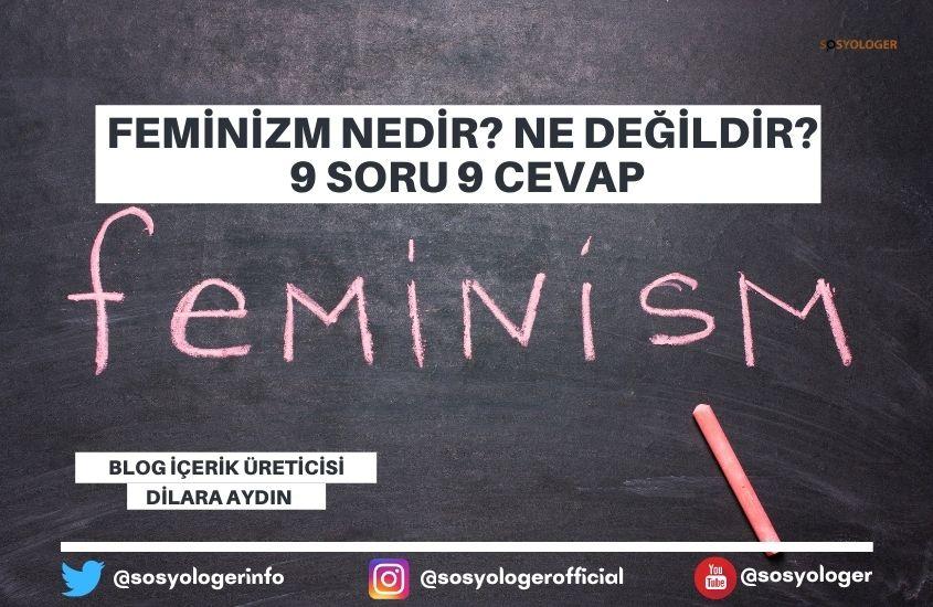feminizm nedir