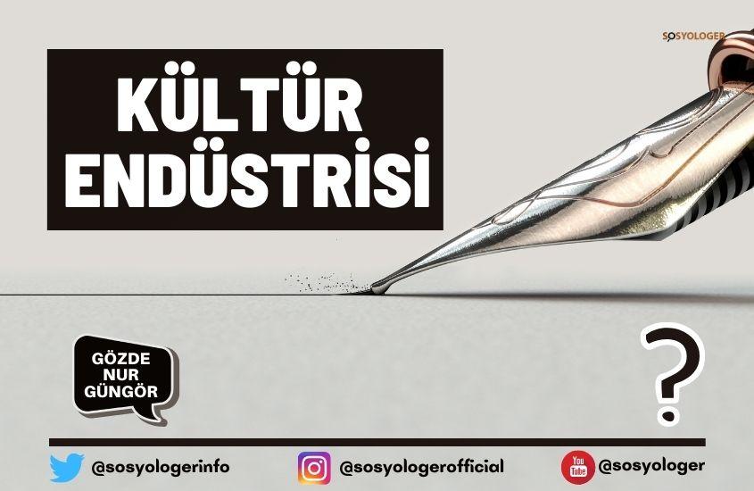Kültür Endüstrisi