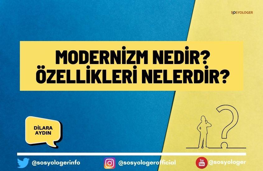 modernizm nedir