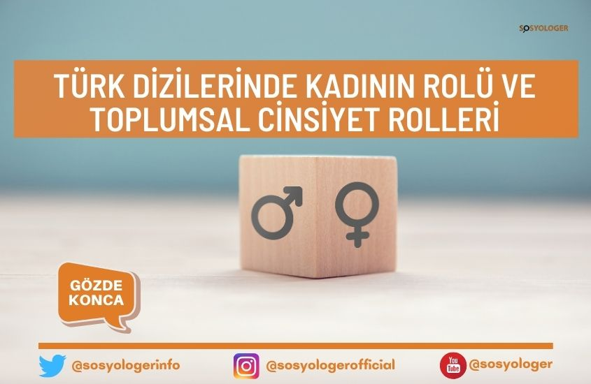 turk dizisinde kadinin rolu