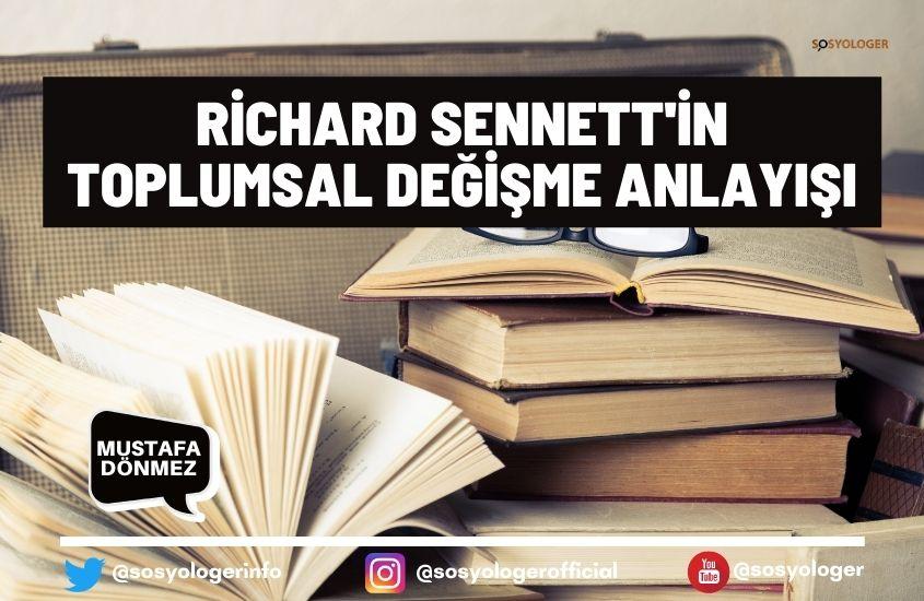 Richard Sennett Toplumsal Değişme