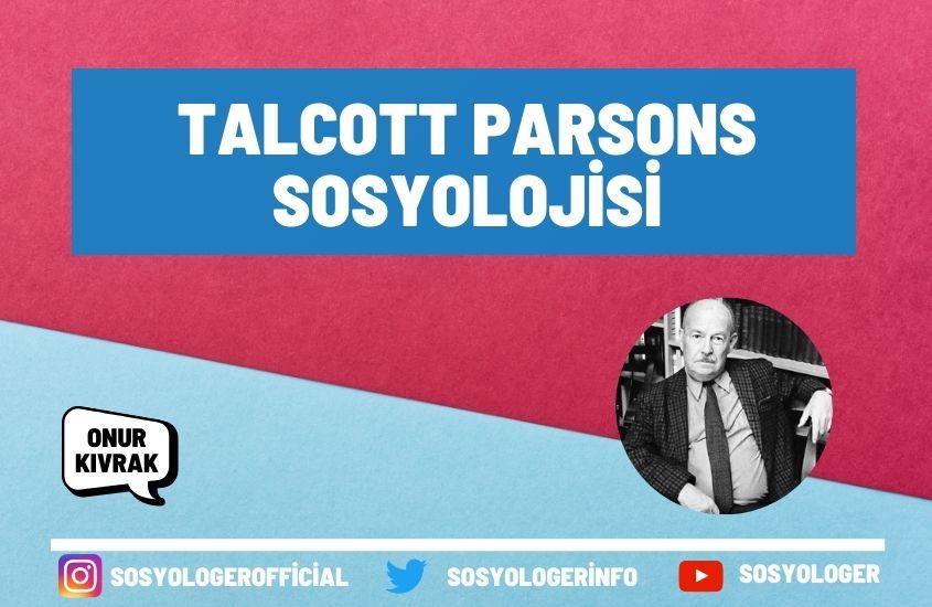 Parsons sosyolojisi