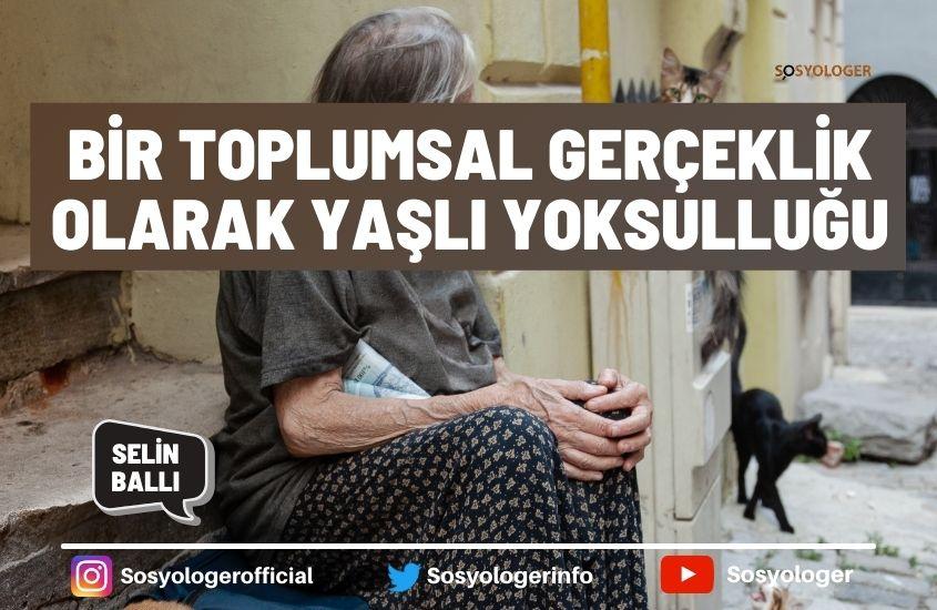 Yaşlı yoksulluğu nedir
