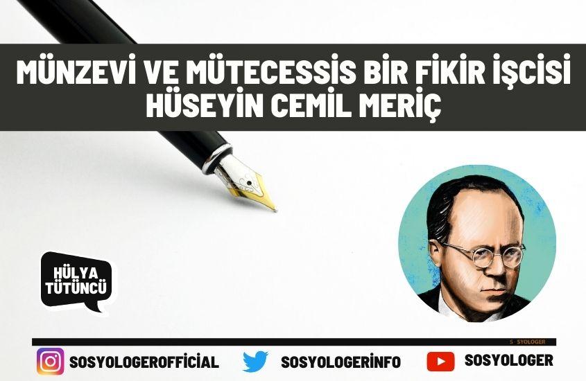 Cemil Meriç