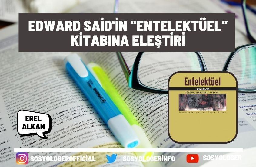 Edward said entelektüel