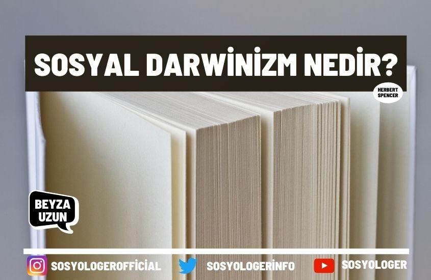 Sosyal Darwinizm Nedir