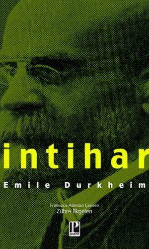 Durkheim intihar