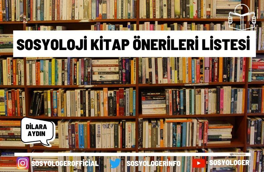 Sosyoloji kitap önerileri listesi