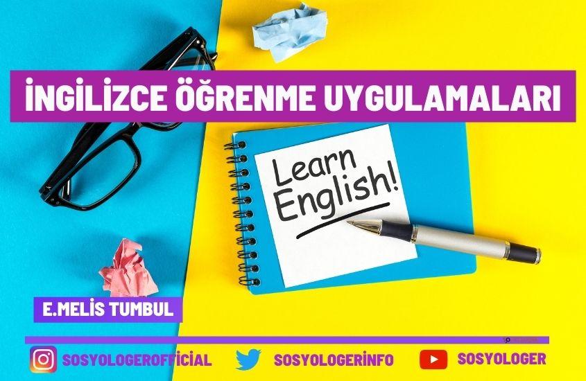 Ücretsiz ingilizce öğrenme uygulamaları