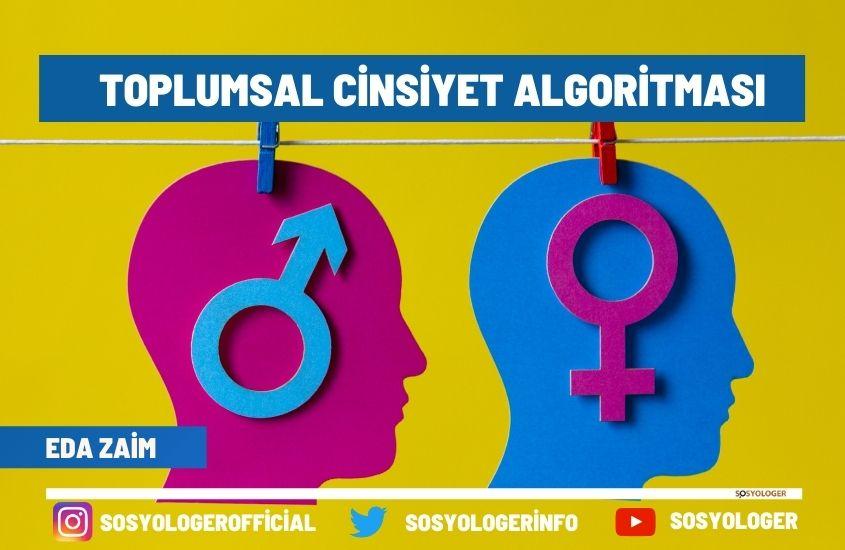 toplumsal cinsiyet algoritmasi