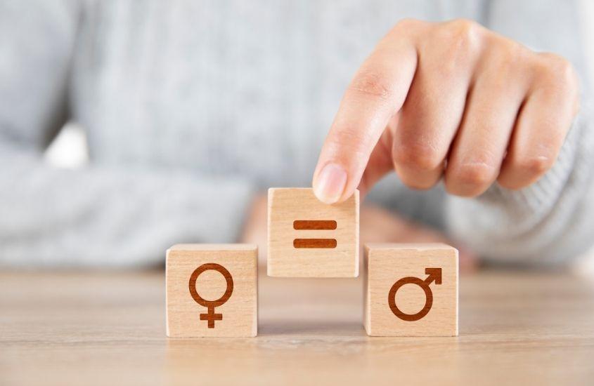 toplumsal cinsiyet baglaminda
